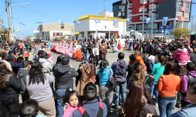 """Tierra del Fuego: En Río Grande se realizaron las celebraciones por el """"Día de la tradición"""""""