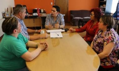 Tierra del Fuego: En Río Grande siguen reuniones con gremios municipales por recomposición salarial