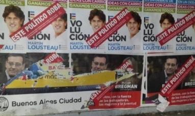Tierra del Fuego: En Río Grande solo se podrán colocar carteles y afiches políticos en los frentistas que lo autoricen
