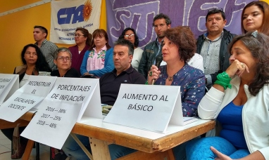 Tierra del Fuego: Gremio de la educación pide reabrir la mesa salarial