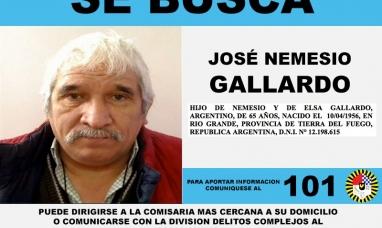 Tierra del Fuego: Habría novedades en la búsqueda del violador prófugo José Gallardo