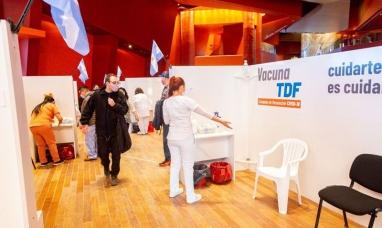 Tierra del Fuego: Ya se han aplicado más de 200 mil dosis