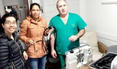 Tierra del Fuego: El hospital Río Grande cuenta con nuevo sistema y equipos de endoscopía