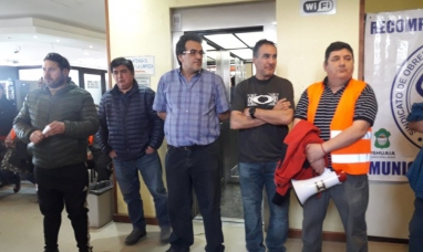 Tierra del Fuego: No hubo acuerdo entre gremio municipal de Ushuaia y el ejecutivo