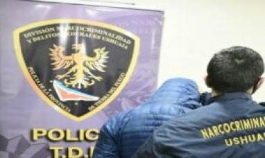 Tierra del Fuego: Importante golpe al narcotráfico en Ushuaia