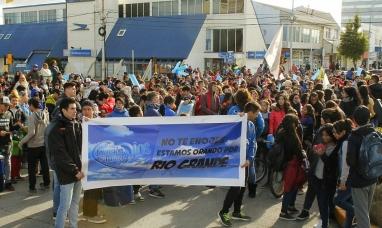 Tierra del Fuego: Impresionante caravana de invasión del amor de Dios en Río Grande