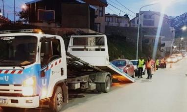 Tierra del Fuego: Incautaron en Ushuaia varios vehículos por falta de documentación