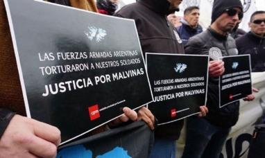 Tierra del Fuego: Indagarán a otros 6 ex militares acusados de torturas en Malvinas