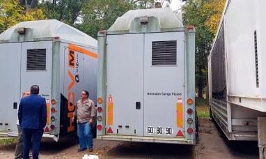 Tierra del Fuego: Instalarán un escáner en paso fronterizo