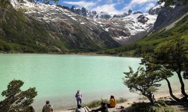 Tierra del Fuego: El instituto de turismo trabaja en la puesta en valor de senderos de cara a la temporada de verano