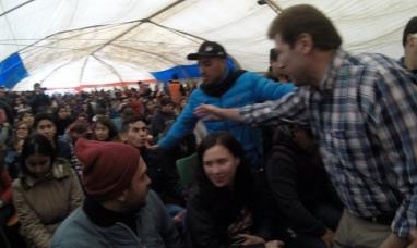 Tierra del Fuego: Intendente de Río Grande obligó a empleados municipales ir a acto partidario