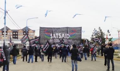 Tierra del Fuego: Intervinieron el SATSAID