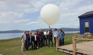 Tierra del Fuego: 25 años investigando el agujero de ozono y los gases de efecto invernadero