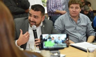 Tierra del Fuego: El Juez electoral y los intendentes pasaron por la legislatura