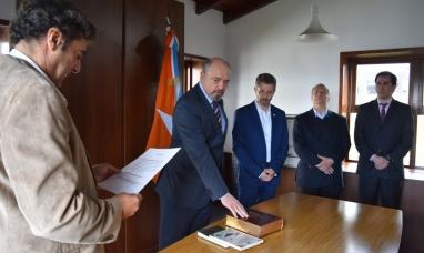 Tierra del Fuego: Juró el presidente del consejo de la magistratura