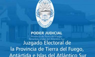 Tierra del Fuego: El juzgado lectoral habilitó nuevo sistema de consulta on-line de expedientes