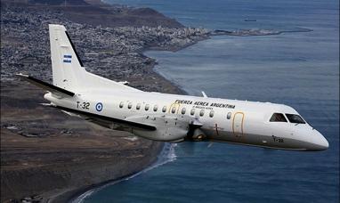 Tierra del Fuego: LADE ampliará frecuencia de vuelos a la provincia
