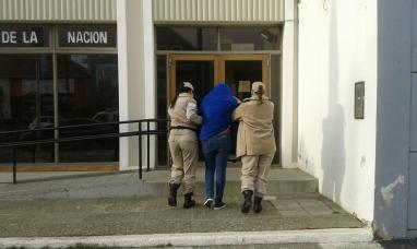 Tierra del Fuego: Las dos detenidas con dos kilos de cocaína se negaron a declarar