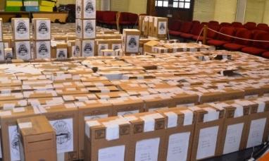 Tierra del Fuego: Las juntas electorales realizan en la presente jornada el escrutinio definitivo de las elecciones