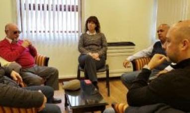 """Tierra del Fuego: La legisladora Urquiza dijo que """"Hemos dejado abierto un canal de diálogo para trabajar de manera conjunta"""""""