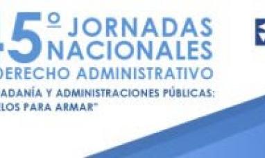 Tierra del Fuego: La legislatura anuncia jornadas en derecho administrativo
