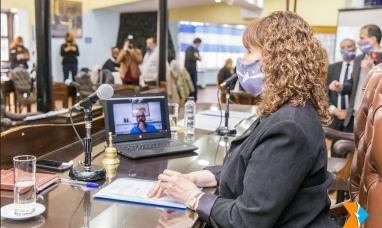 Tierra del Fuego: La legislatura modificó el reglamento interno y quedó habilitada a sesionar virtualmente