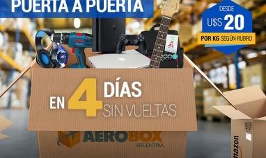 """Tierra del Fuego: Llega el """"puerta a puerta"""", que permite tener tus compras desde el exterior en 4 días"""