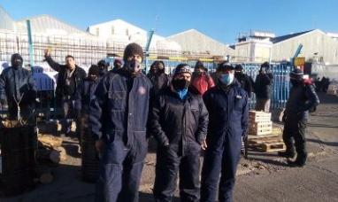 """Tierra del Fuego: A los despedidos de la empresa """"Río chico"""" los dejaron sin obra social"""