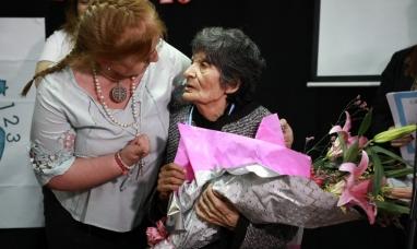 Tierra del Fuego: A los 91 años terminó sus estudios primarios y fue reconocida por la ciudad