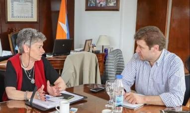 """Tierra del Fuego: """"Luego de 8 años pudimos plantearle a un gobernador nuestros problemas"""" dijo Patricia Blanco"""
