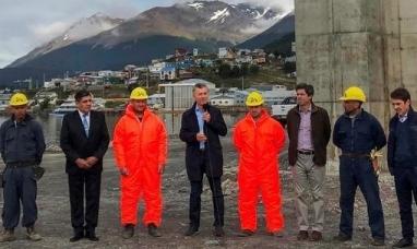 Tierra del Fuego: Macri volvió a pedir por una justicia independiente contra la impunidad
