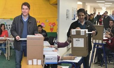 Tierra del Fuego: Martín Pérez y Héctor Stefani son los dos nuevos diputados nacionales