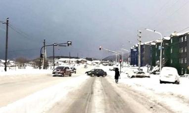 Tierra del Fuego: En menos de una una semana precipitaron más de 35 centímetros de nieve en Ushuaia