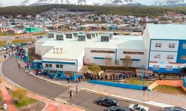 Tierra del Fuego: Más de 19 mil evacuados en el simulacro sísmico en escuelas de Ushuaia