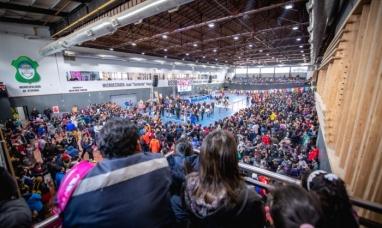 Tierra del Fuego: Más de 8 mil personas participaron del carnaval del fin del mundo