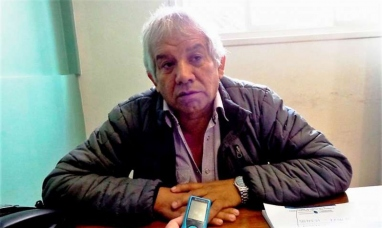 """Tierra del Fuego: """"La ministra nos miente en la cara"""" dijo secretario general de la UOCRA"""