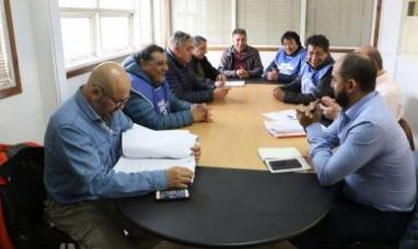 Tierra del Fuego: El municipio de Río Grande continúa las reuniones con gremios