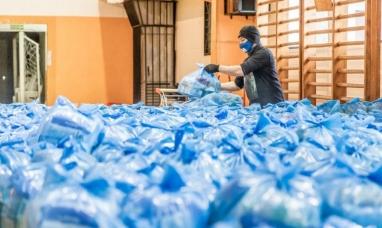 Tierra del Fuego: El municipio de Río Grande informa sobre la entrega de módulos alimentarios