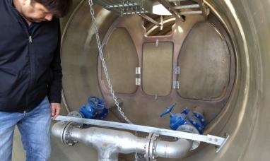 Tierra del Fuego: El municipio de Río Grande recibió una nueva planta elevadora pluvial