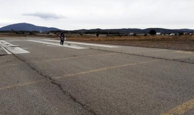 Tierra del Fuego: El municipio de Tolhuin acondiciona pista aérea