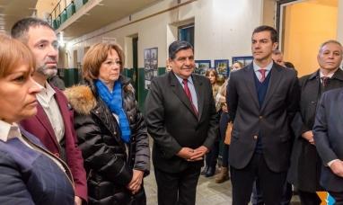 Tierra del Fuego: Nos enorgullece la visita del gobernador Urtubey, dijo el presidente de la legislatura