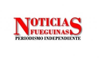 Tierra del Fuego: NOTICIAS FUEGUINAS no informa
