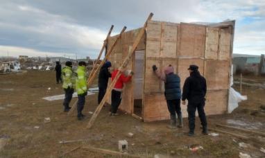 Tierra del Fuego: Nuevo intento de usurpación de un terreno en Río Grande