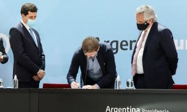 """Tierra del Fuego: Nuevo pacto fiscal, """"para las provincias esto se traduce en disponer de mayores ingresos"""" dijo el gobernador"""