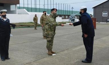 Tierra del Fuego: Nuevos marinos de tropa voluntaria egresaron de área naval Austral