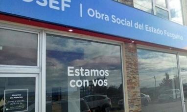 Tierra del Fuego: La obra social estatal recibió el pedido de suplementos nutricionales