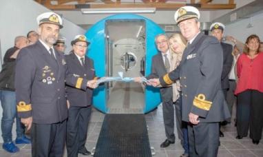 Tierra del Fuego: La obra social provincial firmó convenio con la fundación de sanidad naval Argentina