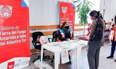 Tierra del Fuego: Ya se otorgaron 290 turnos bajo la modalidad presencial