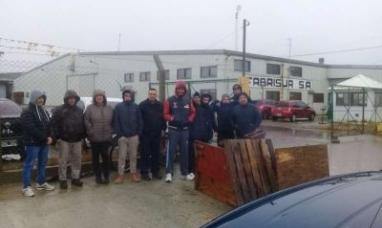 Tierra del Fuego:  Otra industria en problemas ayer se llevó adelante un paro para rechazar despidos