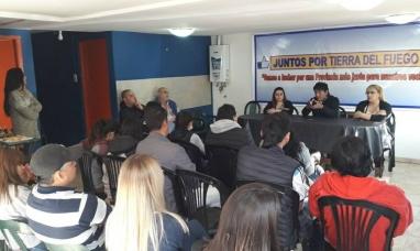 """Tierra del Fuego: Más """"panqueques"""" para las elecciones, """"Juntos por Tierra del Fuego"""" acompañará la candidatura del intendente de Río Grande a la gobernación"""
